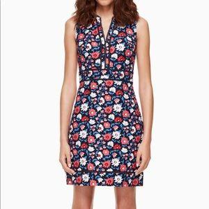 Kate Spade Daisy Jacquard Dress